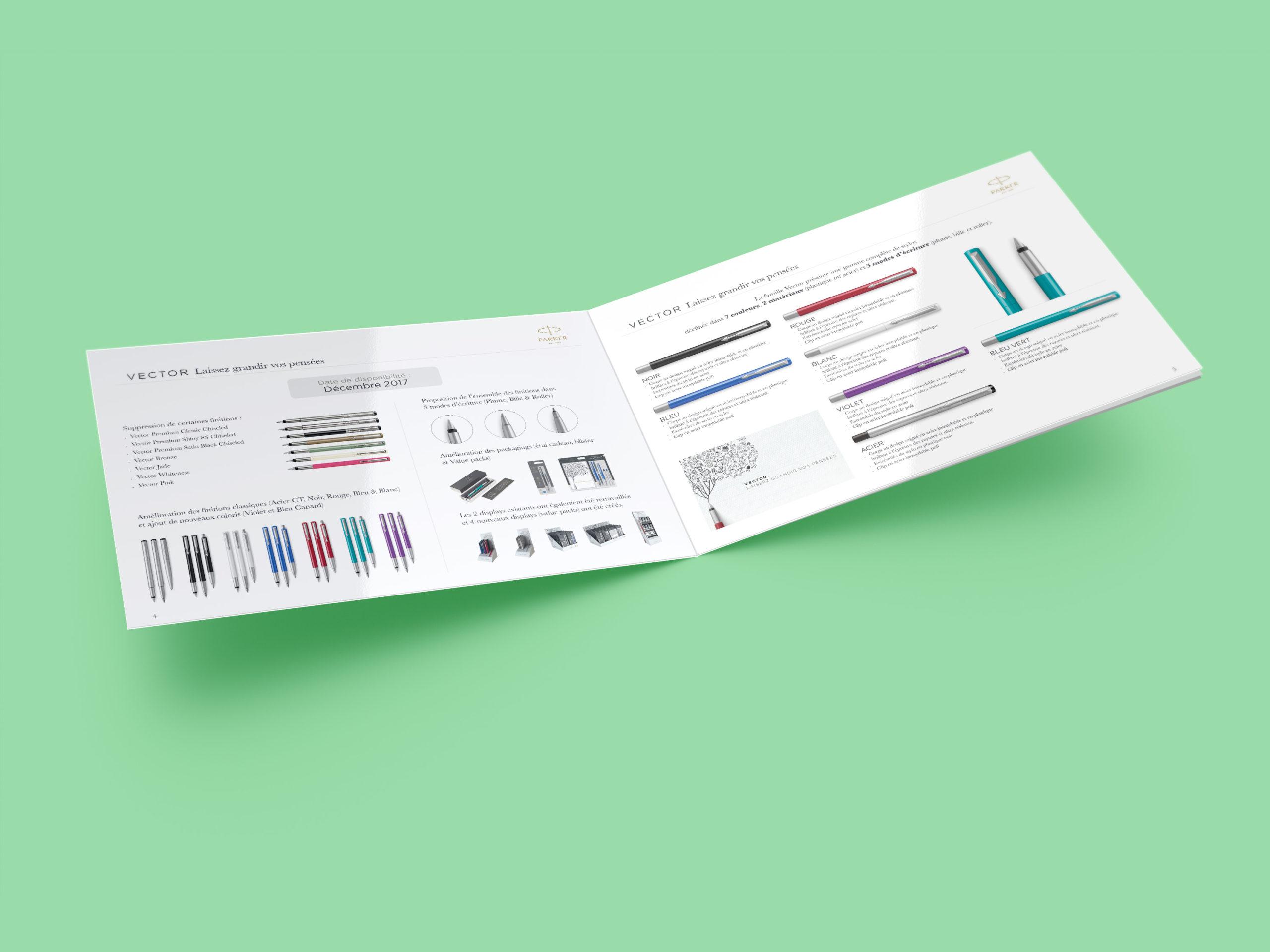 Catalogue-produits-parker
